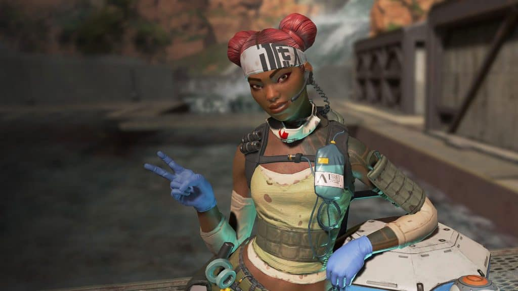 best apex legends characters lifeline