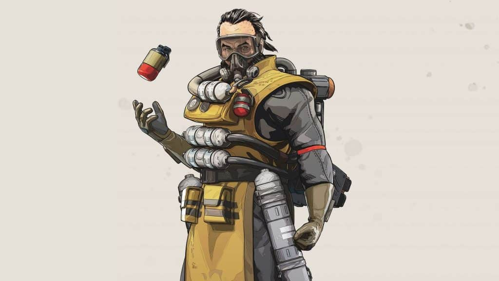 best apex legends character caustic