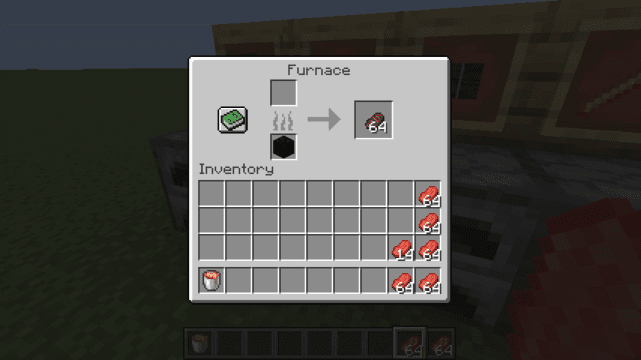 block of coal best fuel minecraft