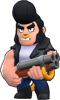 bull, one of the best brawlers in brawl stars