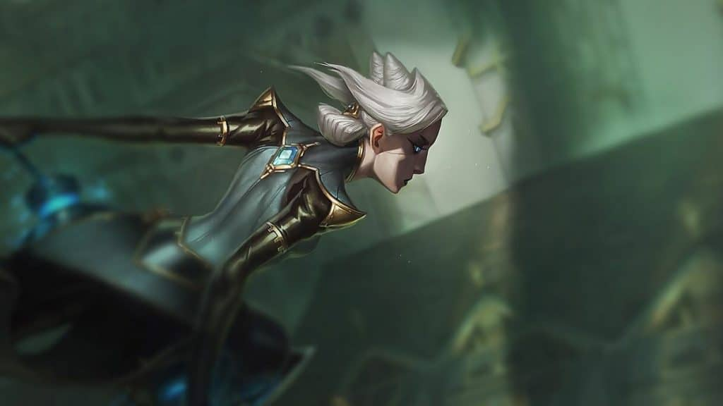 camille best pusher league of legends