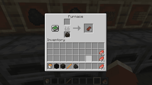 charcoal best fuel minecraft