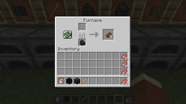 coal best fuel minecraft