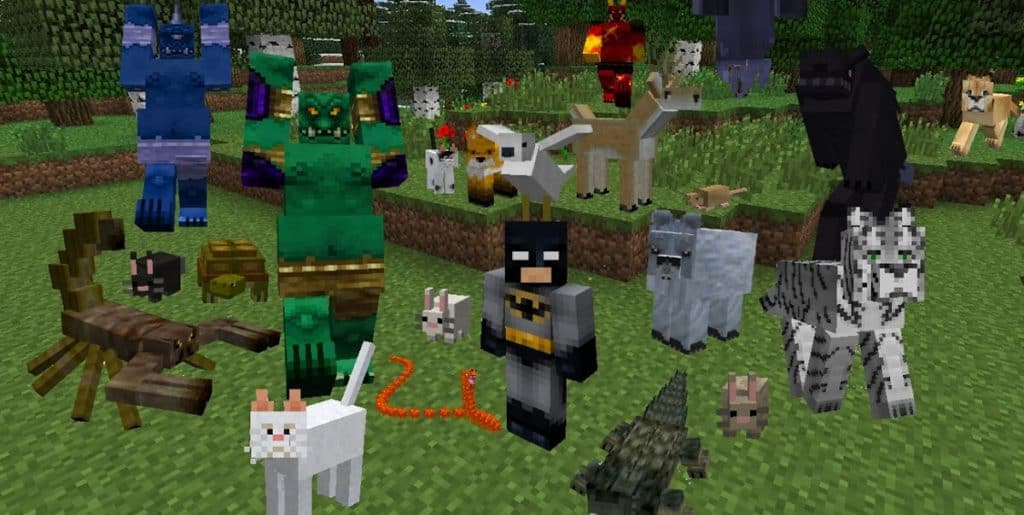 community mods minecraft is the best game