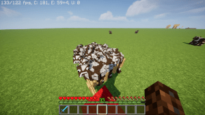 best way to get leather minecraft