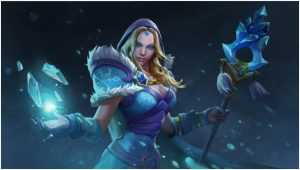 crystal maiden best beginner heroes dota 2