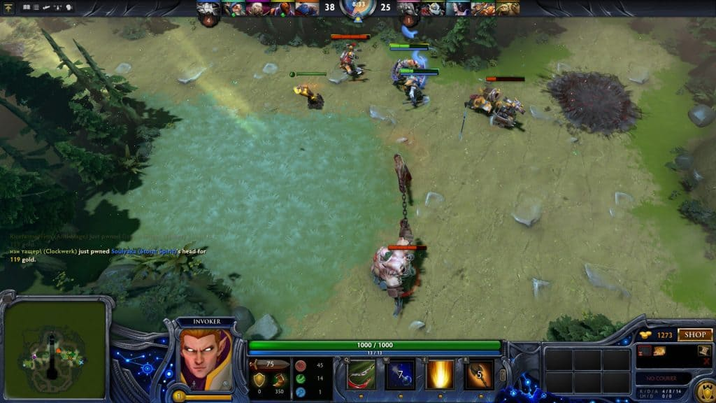 dota 2 skillshot wars best arcade games