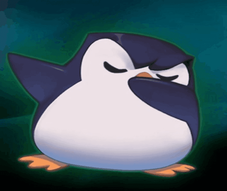 d'pengu penguin dab best emotes league of legends