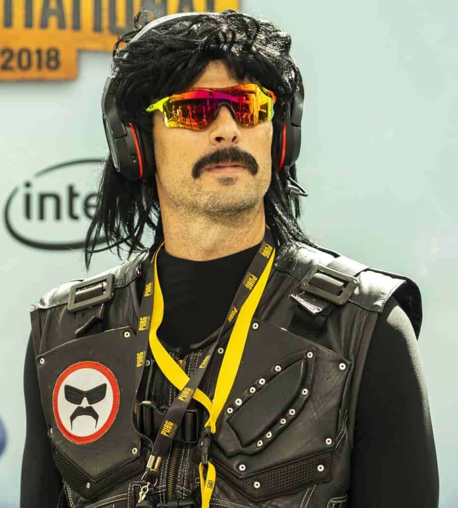 drdisrespect best twitch streamers
