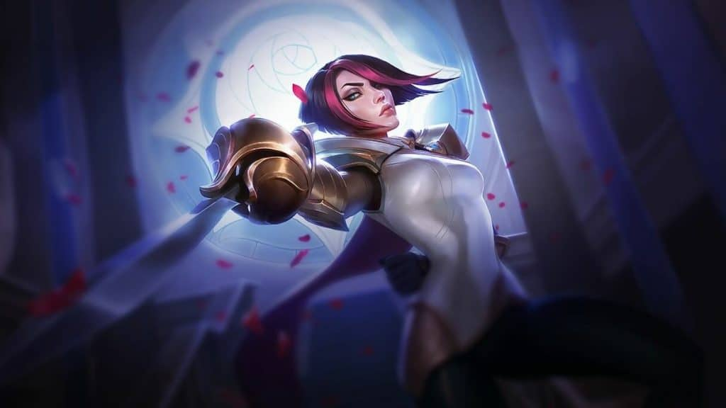 fiora best pusher league of legends