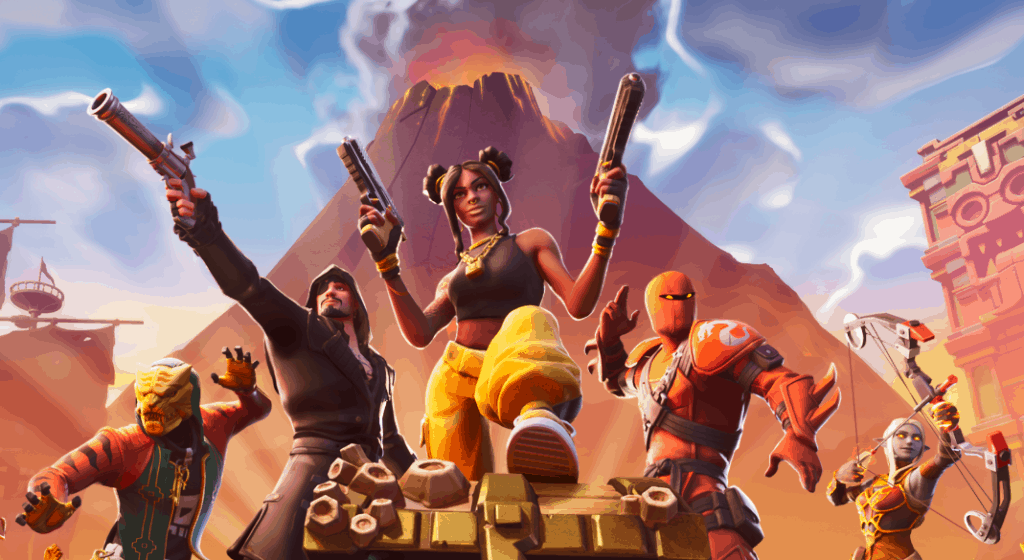 fortnite season 8 end date