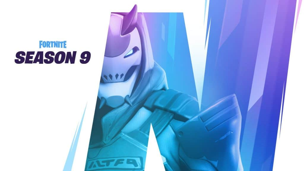 fortnite season 9 countdown