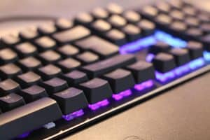 gaming keyboard led lightning