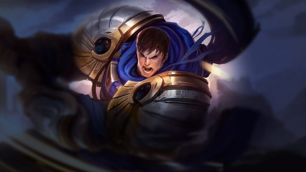garen champion league of legends