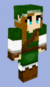 best girl skins minecraft