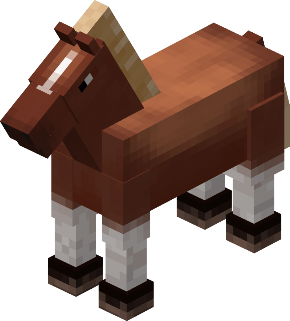 horse best animals to farm minecraft