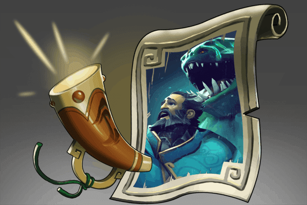 kunkka and tidehunter Dota 2 best announcer