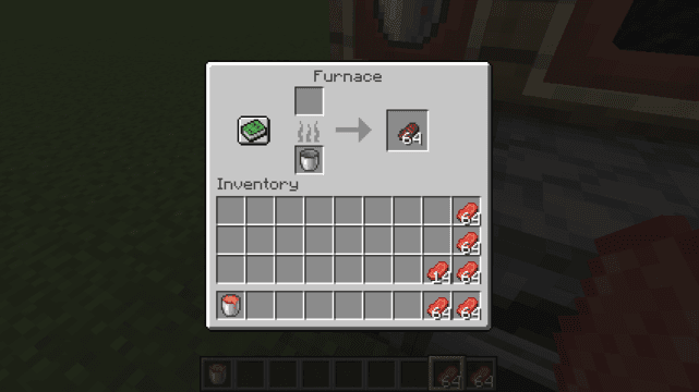 lava bucket best fuel minecraft