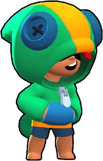 leon one of the best brawlers in brawl stars