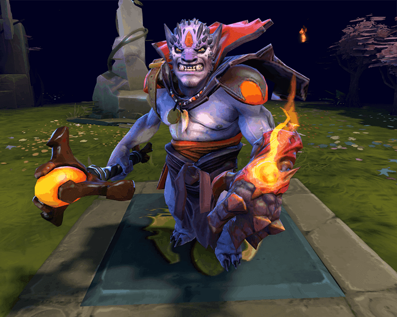 lion best beginner heroes dota 2