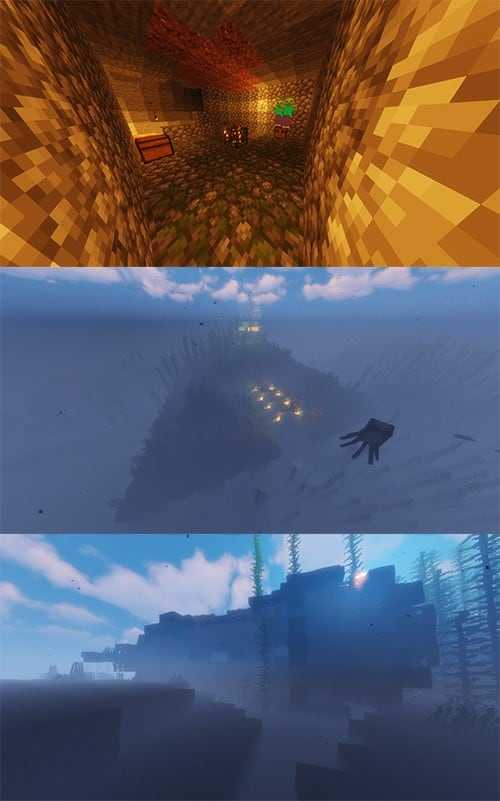 locations tiny islands best island seeds minecraft