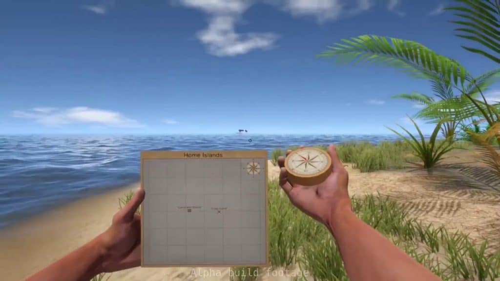 lost in pacific game games like subnautica