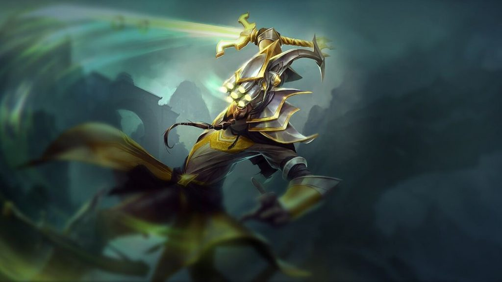 master yi champion league of legends