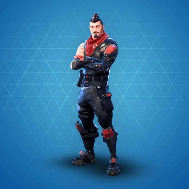 midnight ops rarest skins fortnite