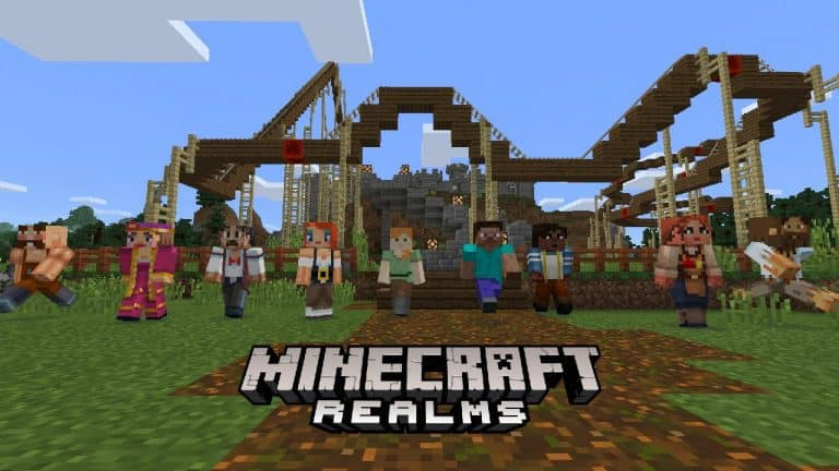 minecraft realms commands