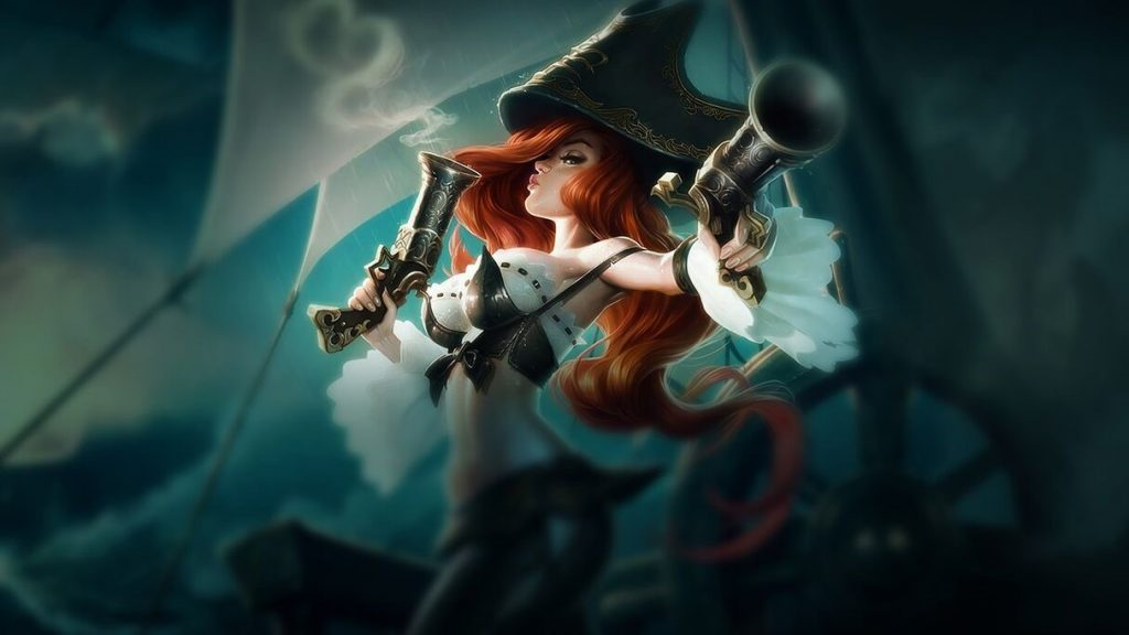 miss fortune champion league of legends