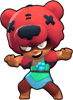 nita, one of the best brawlers in brawl stars