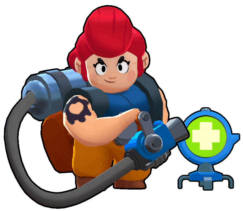 pam one of the best brawlers in brawl stars