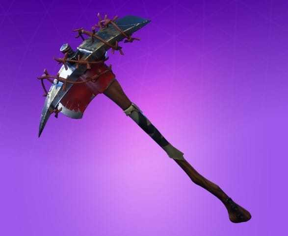 raider's revenge best pickaxe skins fortnite