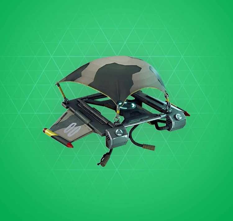 raptor glider rarest skins fortnite