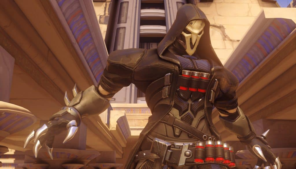 reaper best heroes to climb overwatch ranked