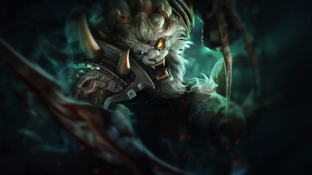 rengar best beginner jungler league of legends
