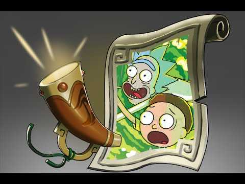 rick and morty Dota 2 best announcer
