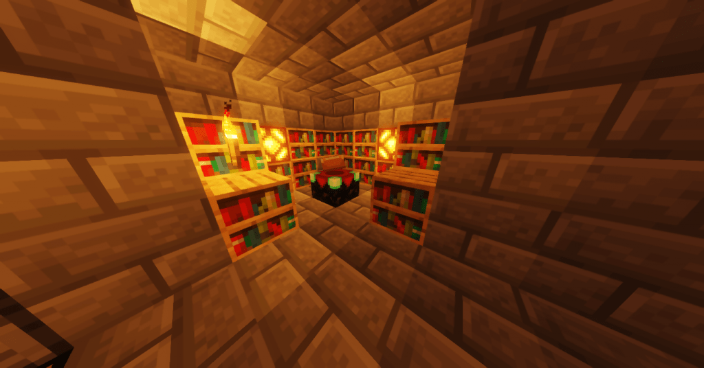 room ideas house how to enchanting room minecraft