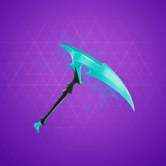 skull sickle best pickaxe skins fortnite