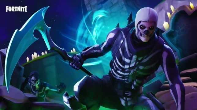 skull trooper skull sickle best pickaxe skins fortnite