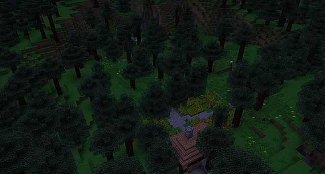 slender creeper best horror maps minecraft