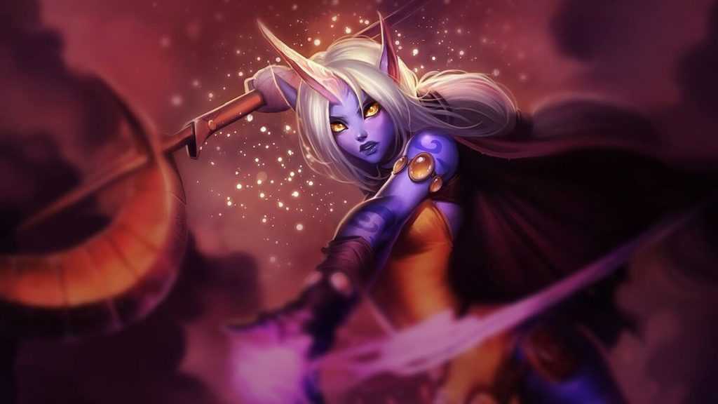 soraka champion league of legends
