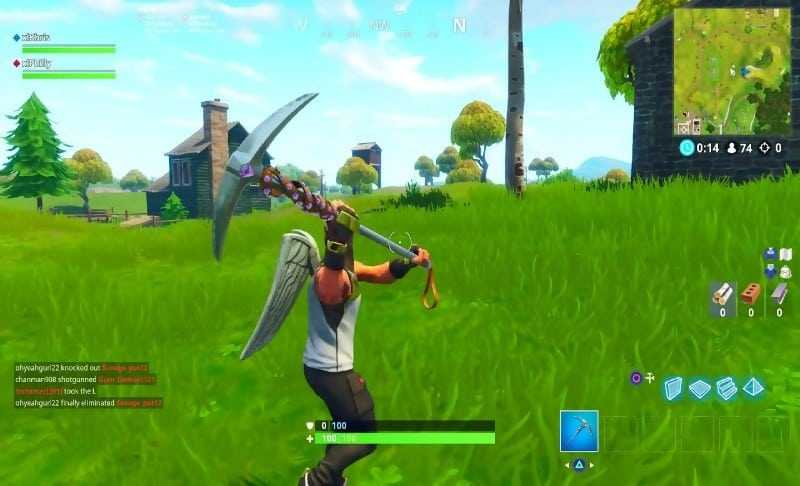 studded axe ingame best pickaxe skins fortnite