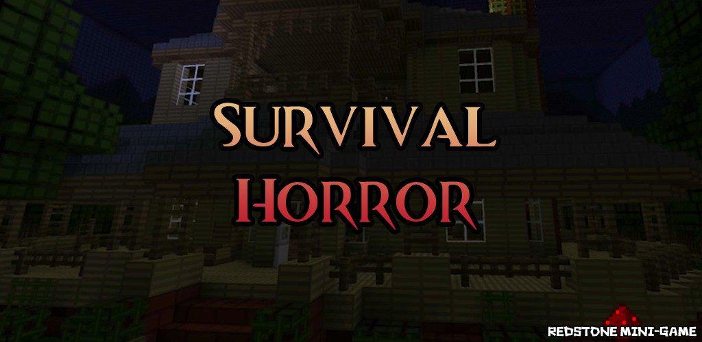 survival best horror maps minecraft