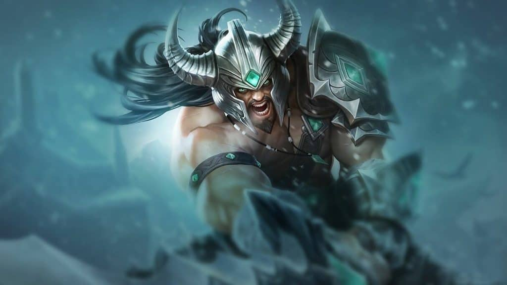 tryndamere best pusher league of legends