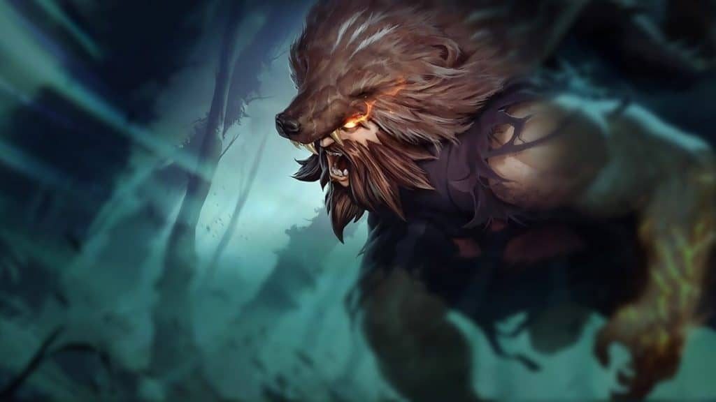 udyr best pusher league of legends