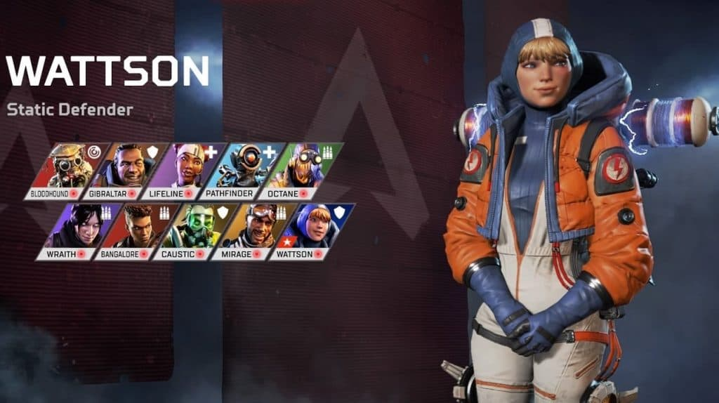 wattson Best Apex Legends Characters