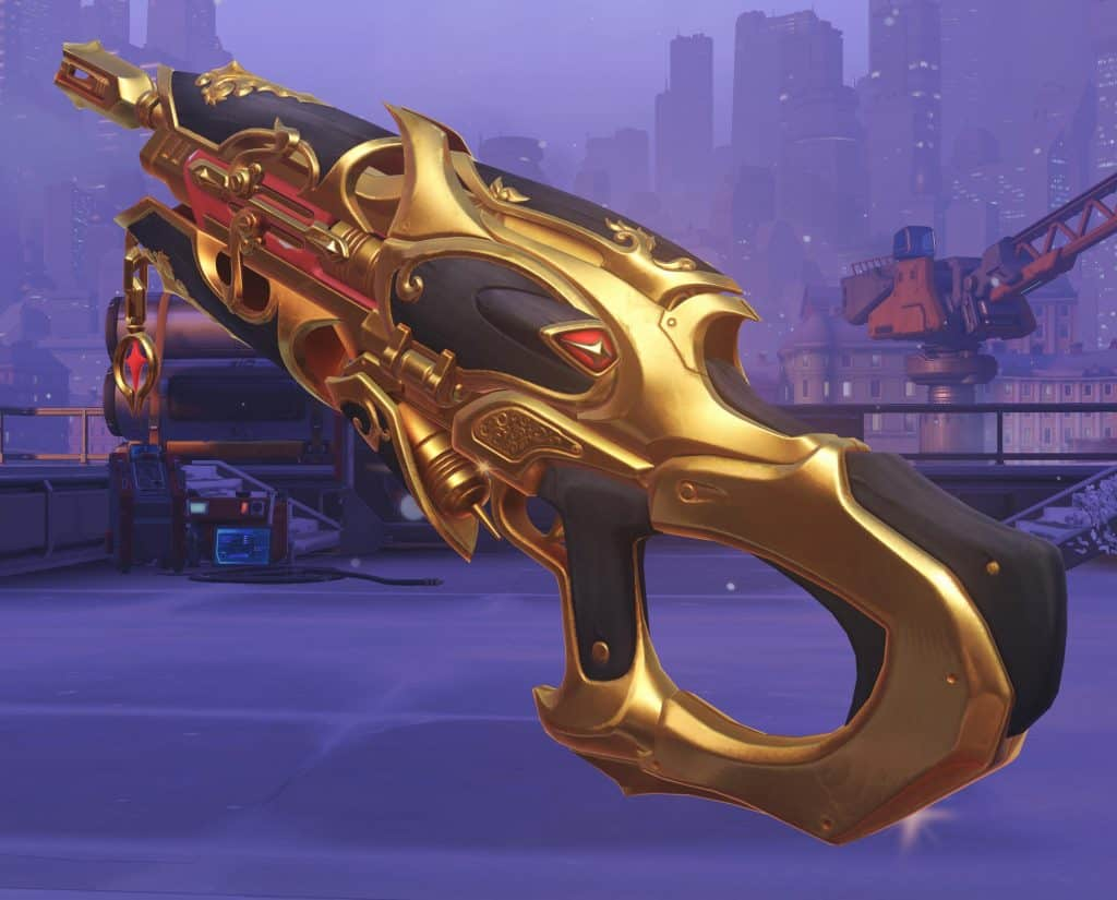 widowmaker best golden gun weapon sniper in overwatch