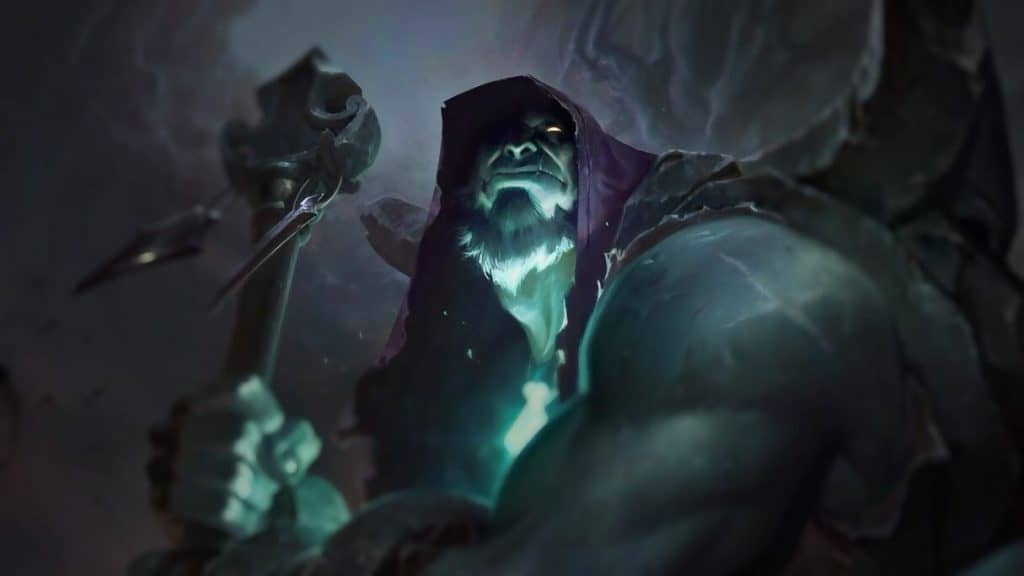 yorick best pusher league of legends