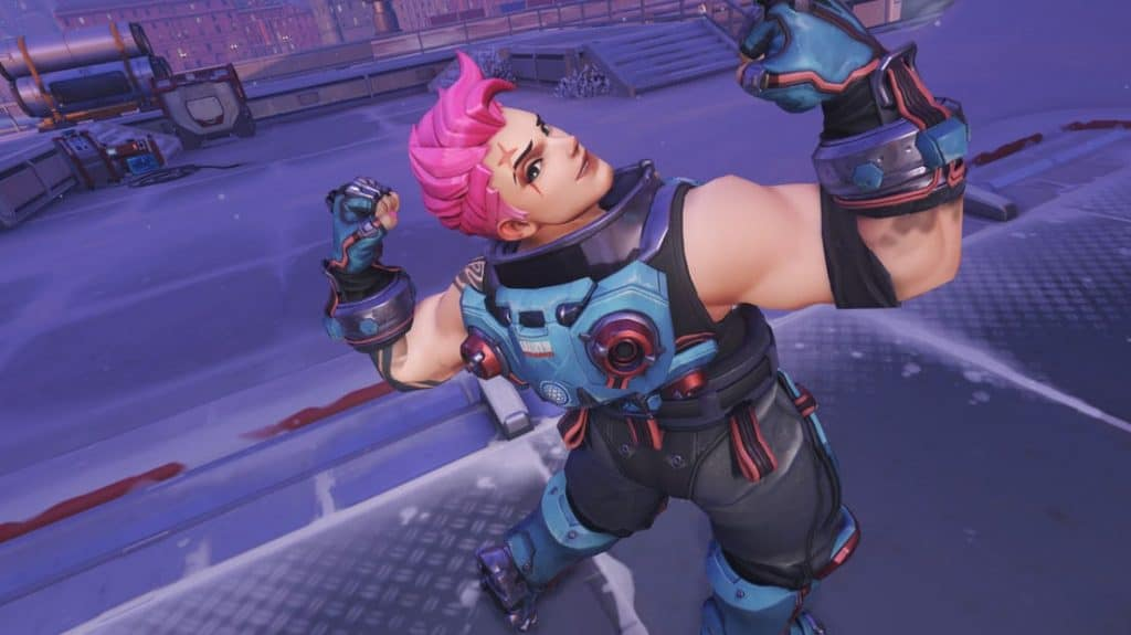 zarya best heroes to climb overwatch